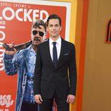 Matt Bomer en el estreno de 'Dos buenos tipos'