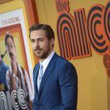 Ryan Gosling en el estreno de 'Dos buenos tipos'