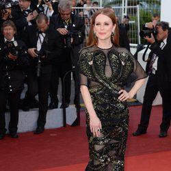 Julianne Moore deslumbra en la apertura del Festival de Cannes 2016