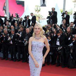 Naomi Watts en la apertura del Festival de Cannes 2016