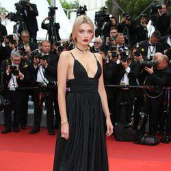 Lily Donaldson en la apertura del Festival de Cannes 2016