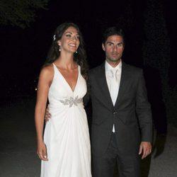 Boda de Lorena Bernal y Mikel Arteta