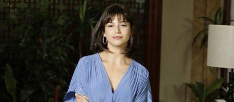 Úrsula Corberó en la presentación de la serie 'La Embajada'