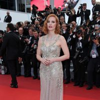 Jessica Chastain en el Festival de Cannes 2016