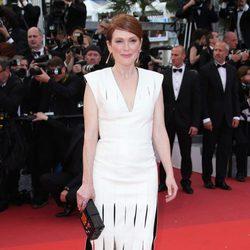 Julianne Moore en el Festival de Cannes 2016