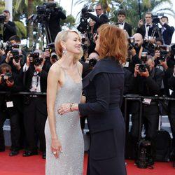 Naomi Watts y Susan Sarandon en el Festival de Cannes 2016