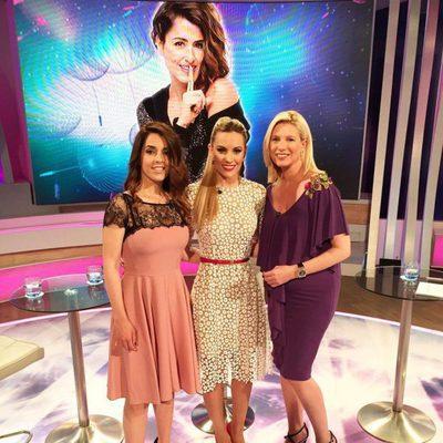 Ruth Lorenzo, Edurne y Anne Igartiburu, encargadas de la previa de Eurovisión 2016