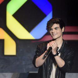 Abraham Mateo en el festival Primavera Pop 2016