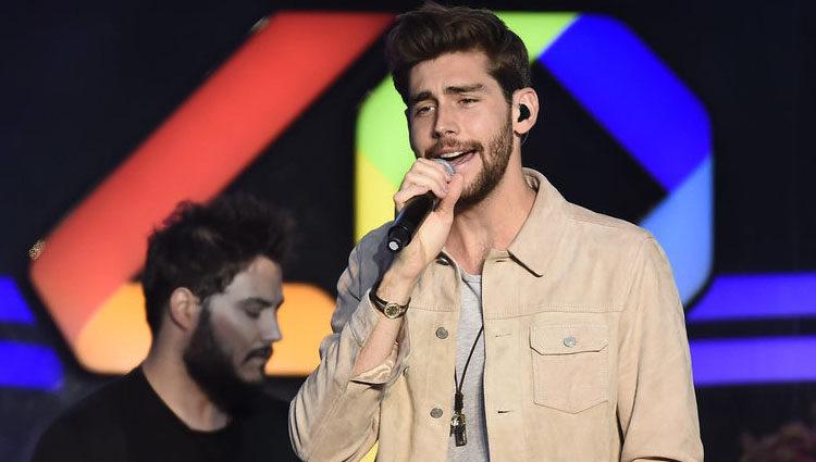Álvaro Soler en el festival Primavera Pop 2016