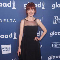 Carrie Preston en GLAAD Media Awards 2016