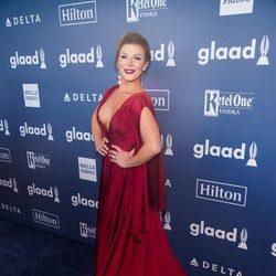 Vinna Rouge en GLAAD Media Awards 2016