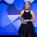 Jennifer Lawrence en GLAAD Media Awards 2016