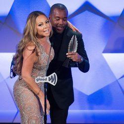 Mariah Carey homenajeada en GLAAD Media Awards 2016