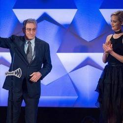 Robert De Niro homenajeado en GLAAD Media Awards 2016