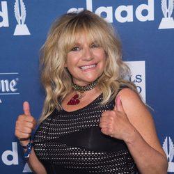Robin Byrd en GLAAD Media Awards 2016