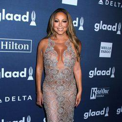 Mariah Carey en GLAAD Media Awards 2016