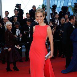 Petra Nemcova en el estreno de 'Mal De Pierres' en Cannes 2016