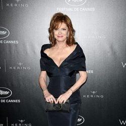 Susan Sarandon en la cena oficial de Cannes 2016