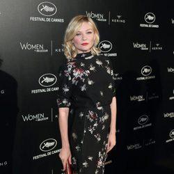 Kirsten Durst en los premios 'Women in Motion' en el Festival de Cannes 2016