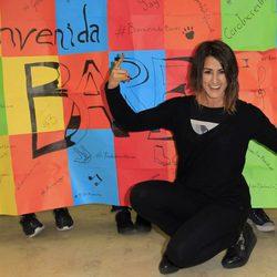 Barei, caluroso recibimiento en Madrid a su vuelta de Eurovisión 2016