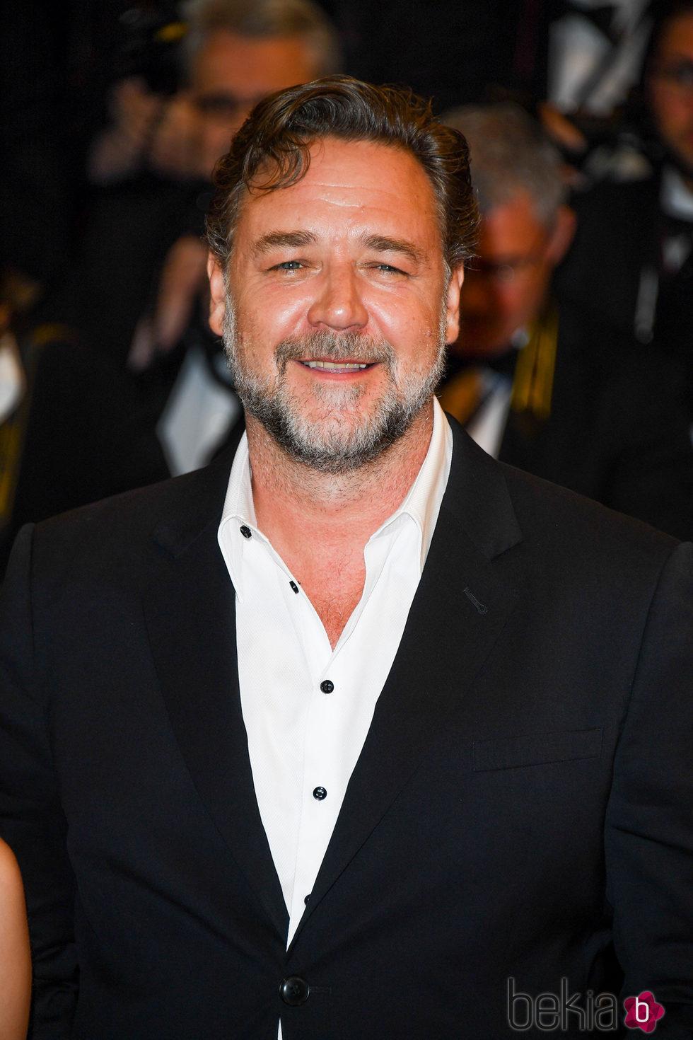 Russell Crowe en el es...
