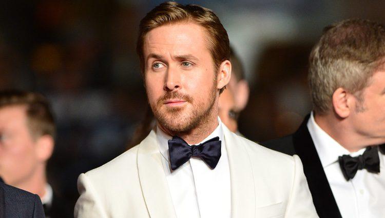 Ryan Gosling en el estreno de 'Dos buenos tipos' en Cannes 2016