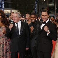 Ana de Armas, Robert de Niro, Grace Hightower, Usher y Edgar Ramírez en el Festival de Cannes 2016