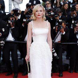 Kirsten Dunst en el estreno de 'Loving' en el Festival de Cannes 2016