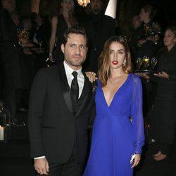 Ana de Armas y Édgar Ramírez en la fiesta de Grisogono en el Festival de Cannes 2016