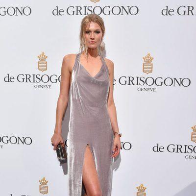 Toni Garrn en la fiesta de Grisogono en el Festival de Cannes 2016