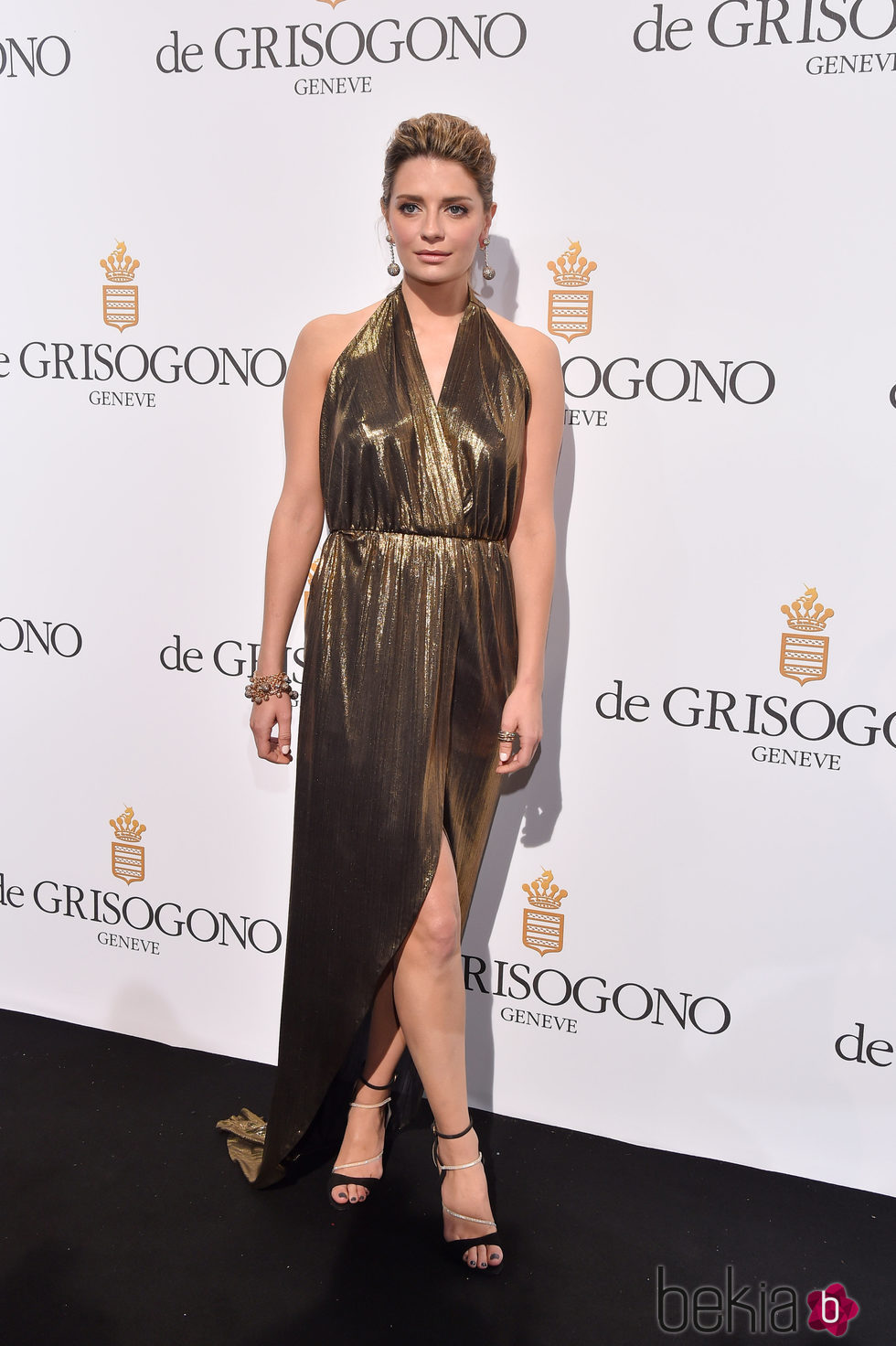 Mischa Barton en la fiesta de Grisogono en el Festival de Cannes 2016