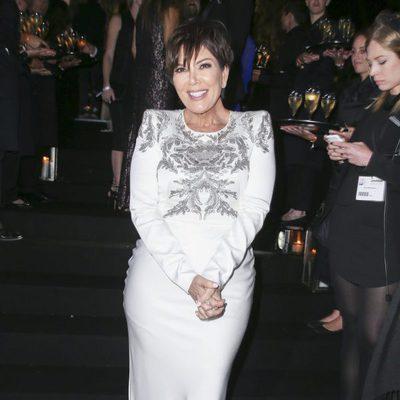 Kris Jenner en la fiesta de Grisogono en el Festival de Cannes 2016