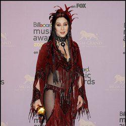 Cher en los Premios Billboard 2002