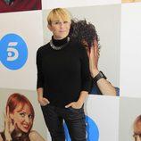 Antonia San Juan en la presentación de la séptima temporada de 'La que se avecina'