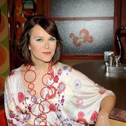 Antonia San Juan en la presentación de la nueva temporada de 'La que se avecina' en 2009