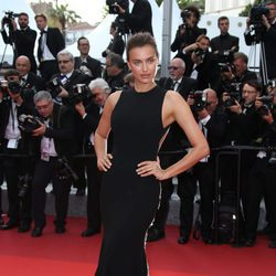 Irina Shayk en la premiere 'The Unknown girl' en el Festival de Cannes 2016