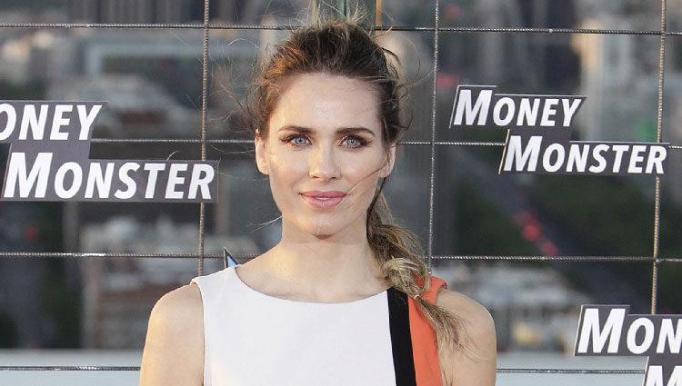 Vanesa Romero en el estreno de 'Money Monster' en Madrid