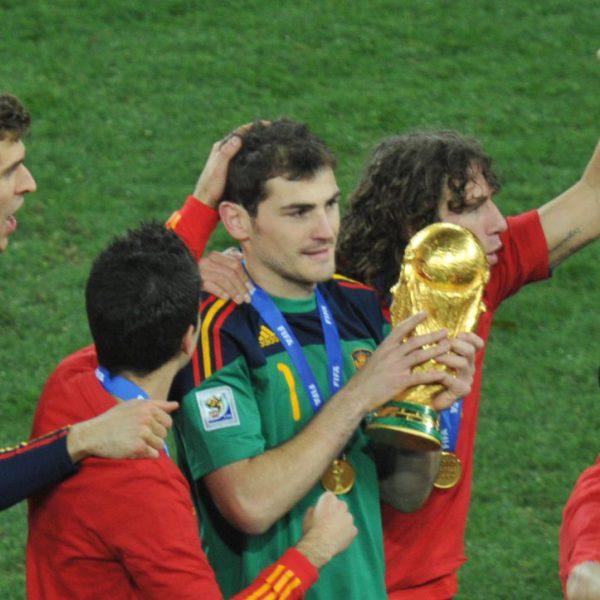 Iker Casillas, el portero más popular
