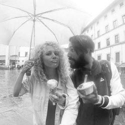 Azahara y Juanma ('GH 15') en Florencia