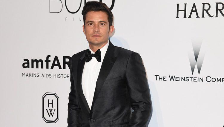 Orlando Bloom en la Gala amfAR de Cannes 2016