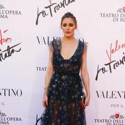 Olivia Palermo en el estreno de 'La Traviata'  2016
