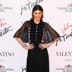 Bianca Brandolini D'Adda en el estreno de 'La Traviata'  en Roma