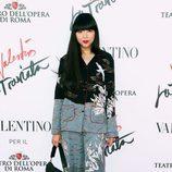 Susie Lau en el estreno de 'La Traviata'  en Roma