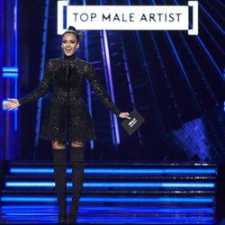 Jessica Alba en la gala de los Premios Billboard 2016