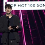 Ashton Kutcher en la gala de los Premios Billboard 2016