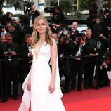 Erin Moriarty en la clausura del Festival de Cannes 2016