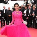 Fagun Ivy Thakrar en la clausura del Festival de Cannes 2016