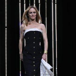 Vanessa Paradis en la clausura del Festival de Cannes 2016