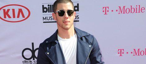 Nick Jonas en los Premios Billboard 2016