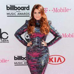 Meghan Trainor en los Premios Billboard 2016